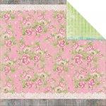 papier dwustronny Prairie Chic - Rambling Rose