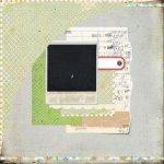 papier dwustronny Clippings - Flannel Suit