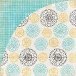papier dwustronny Paper Cottage - Clothesline