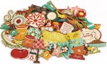 chipboardy Crate Paper Chipboard - Farmhouse