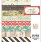 zestaw 36 papierów 15x15cm - DIY Shop