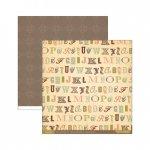 papier dwustronny Evangeline - Calligraphy