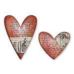 wykrojnik Tim Holtz Movers & Shapers Mini Hearts