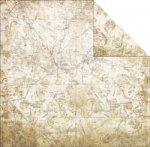 papier dwustronny Timeless Travel - Map