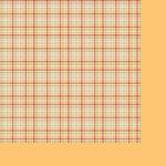 papier dwustronny Time for Spring - Gingham Dress