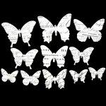 chipboardy Heidi Swapp - Butterflies
