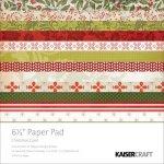 zestaw 40 papierów specjalnych Christmas Carol