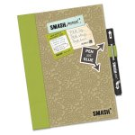 K & Co. Journal Folio Smash Eco Green