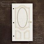 baza do albumu - drzwi (11x20)