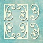 zestaw ornamentów #2 - Ślubna Kolekcja