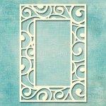 ramka prostokątna - Kolekcja Ślubna