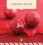 książka A Season of Joy - Heartfelt Creations