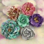 Kwiatki Prima - Hello Pastel - Roses