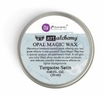wosk Prima Opal Magic Wax-Turquoise Satin 20 ml