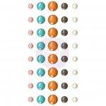 samoprzylepne perełki i kryształki - Pocket Book