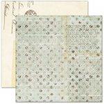 papier dwustronny Butterfly Garden - Dragonflies
