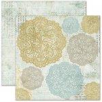 papier dwustronny Butterfly Garden - Dew Drops