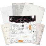 zestaw papierów spec. Mistables Paper Pack