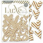 chipboardy Luxe - Chipboard Hearts