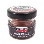 pasta woskowa- Pentart- miedź 20 ml