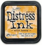 tusz Distress Wild Honey - Tim Holtz