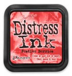 tusz Distress Festive Berries Tim Holtz