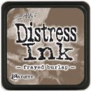 mini tusz Distress Frayed Burlap