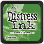 mini tusz Distress Mowed Lawn