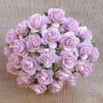 Różyczki różowe 10mm - 10szt.