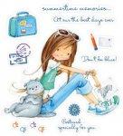 stemple przezroczyste - Our Summer
