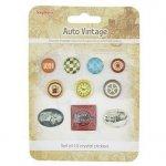 szklane kamyki i kryształki  Pebbles Auto Vintage