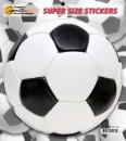 naklejka Super Size Sticker - Football