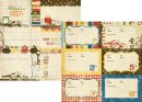 papier School Year Journaling Cards #1