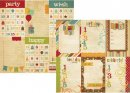 papier Happy Day - Vertical Journaling Cards