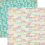 dwustronny papier Radiant Playful