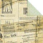papier dwustronny Crate Paper DIY Shop - Vintage