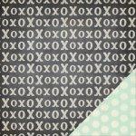 papier dwustronny Crate Paper Classic Love