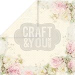 Dwustronny papier Craft&You My Wedding 2