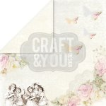 Dwustronny papier Craft&You My Wedding 5