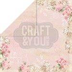 dwustronny papier Craft&You Vintage Time 3