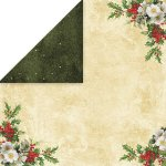 dwustronny papier Craft&You White Christmas 04