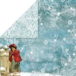 dwustronny papier Craft&You White Christmas 05