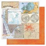 papier dwustronny Heidi Swapp - Destination
