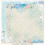 Dwustronny papier Gossamer Blue 04