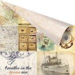 papier dwustronny French Riviera-Cote d' Azur