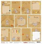 papier Basik&Ko - Cards 1