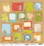 papier Basik&Ko - Cards 2