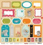 papier Basik&Ko - Cards 3