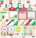 papier Happy Holiday Holiday - Accents