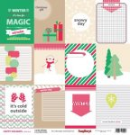 papier Happy Holiday Holiday - Lovely Winter